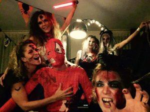 House of Festivals Halloween
