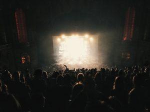 Gratis (indoor) festivals
