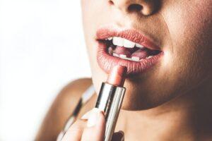 Mondmaskers en Make-up